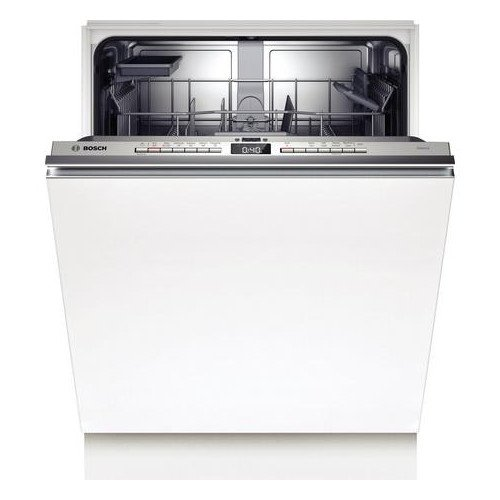 Bosch SGV4HAX40G Full Size Built-in Dishwasher Steel 13 Place Settings